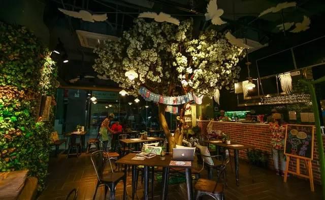 广州10家文艺范的咖啡店,约会聊天有情调,中山人快收藏!