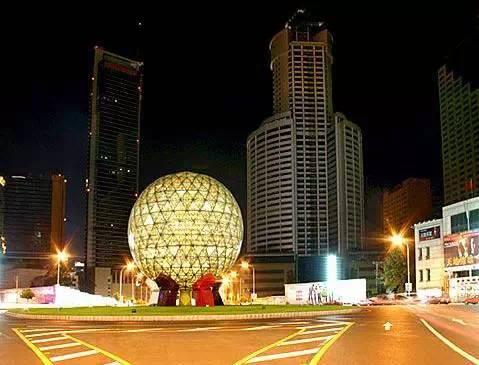 浪漫的约会,大连圣诞节看夜景的好地方